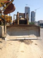 CATERP�LLER D8 DOZER 1984 MODEL SANCAK MAK�NA