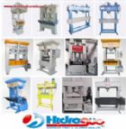 H�DROGUCPRES COMPANY -HYDRAULIC PRESS - from  10 - 3000 tons