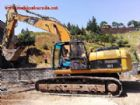 Cat 329 Dl 32 Ton 2009 Model Beko Loder