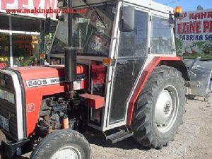 Sat�l�k 2007 Model 240 Massey Trakt�r Orjinal Kabinli