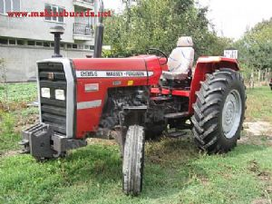 Satlk 285 Massey Ferguson Traktr