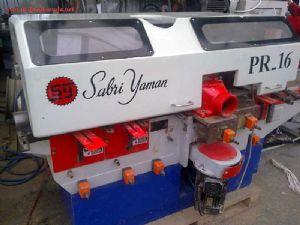 Sabri Yaman PR-16 Profil Makinesi