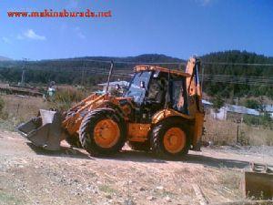 Sahibinden Sat�l�k 4cx Jcb Kaz�c� Y�kleyici Kep�e - foto 1