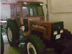 Sat�l�k 2000 Model New Holland 70-66 S �ift �eker Trakt�r - foto 1