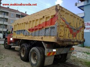 Sat�l�k Dodge As 950 Damperli Kamyon