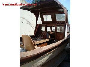 Sahibinden Sat�l�k Kelepir Ah�ap Tekne