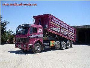 Sahibinden Sat�l�k K�rkayak Mercedes Kamyon, Damper Kasal� - foto 1