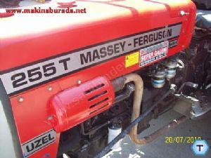 Sat�l�k 3500 saatte Massey Ferguson 255 Turbo Trakt�r