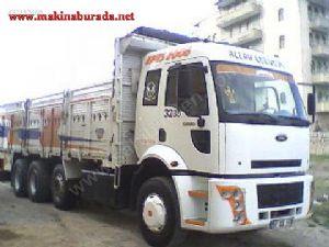 2008 Model Ford Cargo 3230 S K�rkayak Kamyon Sat�l�kt�r