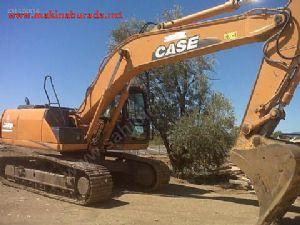 Sat�l�k ikinci el Case Paletli Ekskavat�r �� Makinas� - Cx210B Case