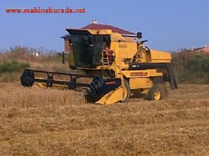 Sat�l�k Komple Bak�ml� New Holland Clayson 8060 Bi�erd�ver