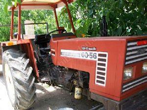 Fiat 60-56 Trakt�r,R�mork ve Pulluk