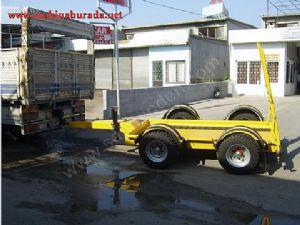 S�f�r Forklift Ta��y�c�lar ve Remork, Dorse, Lowbet �e�itleri