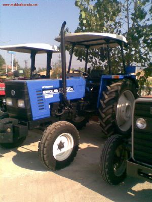 TOYDEM�RLER OTOGALER�DEN 2008 Model New Holland 6556S