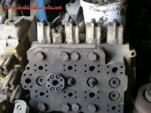 Hidrolik valfleri- greyder-cat 235 Sat�l�k ikinci el