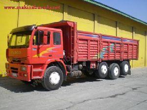Saibinden Sat�l�k Hino 32260 K�rkayak Damperli Kamyon