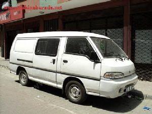 2 El Hyundai H-100 Panelvan 2000 Model