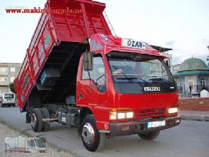 Isuzu Npr Damperli Kamyon 2000 Model