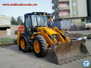 Sahibinden 2007 Model JCB 4cx