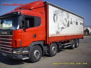 �lk sahibinden sat�l�k Scania R 360 kamyon