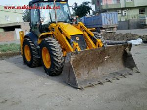 2007 model JCB 4 CX sat�l�k kep�e