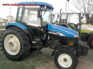 Sat�l�k New Holland trakt�r TD 75 2004 model