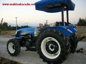 Sat�l�k 2010 Model New Holland TD 65 S�f�r Ayar�nda