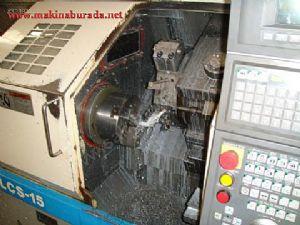 Japon Okuma LCS-15 Cnc Torna Tezgah�