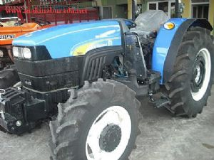 2011 Model Trakt�r New Holland TT50DT �ift �eker