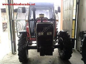 MASSEY FERGUSON 277 Gold kabinli 2005 model