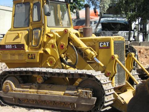 Sahibinden Satılık ikinci el Cat 955 Kepçe - Geniş Palet