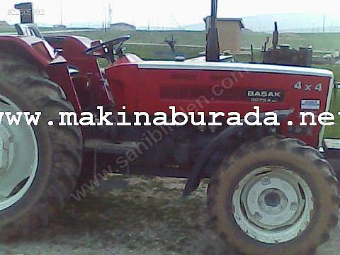 sahibinden 2 el basak traktor