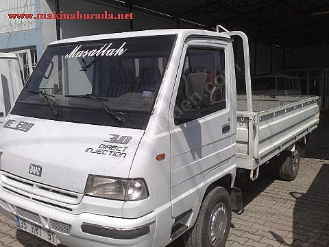 2003 model bmc levend 3 0 mds kamyonet