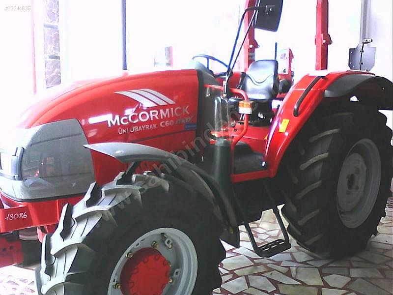 ikinci el temiz mccormick traktor konya