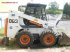 SATILIK VEYA KİRALIK BOBCAT 863 2002 MODEL