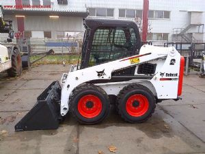 SATILIK BOBCAT S 450 2018 MODEL 500 SAATTE - foto 1