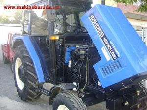 65-56 S New Holland Traktör - foto 1