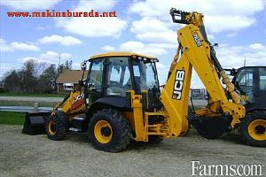SATILIK JCB 3 CX 2016 MODEL 750 SAATTE - foto 1