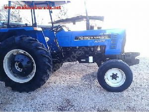İlk Sahibinden 70-56 New Holland  2005 Model Traktör - foto 1