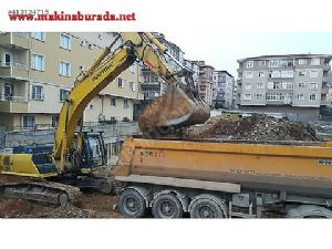 Sumitomo 350- 38 Ton 2008 Model Makina - foto 1